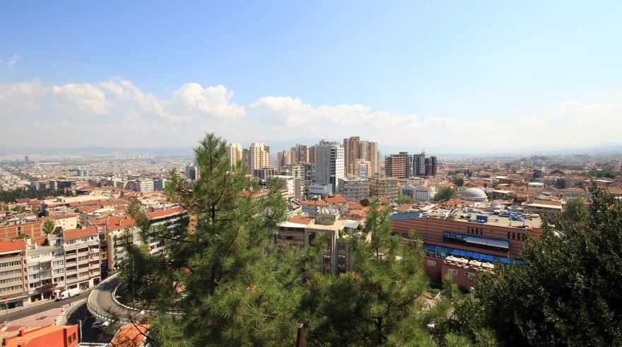 Фото город Бурса Турция