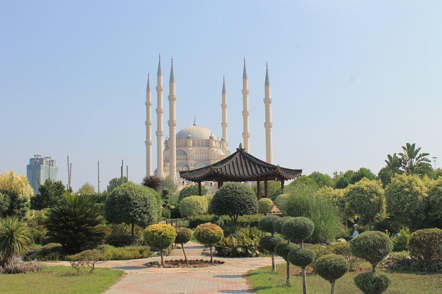 Мечеть город Адана