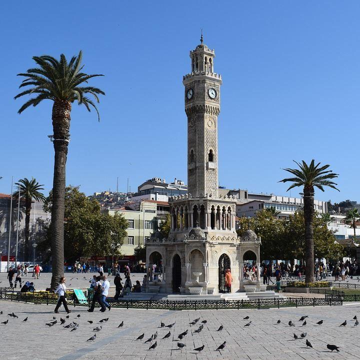 Башня город Измир