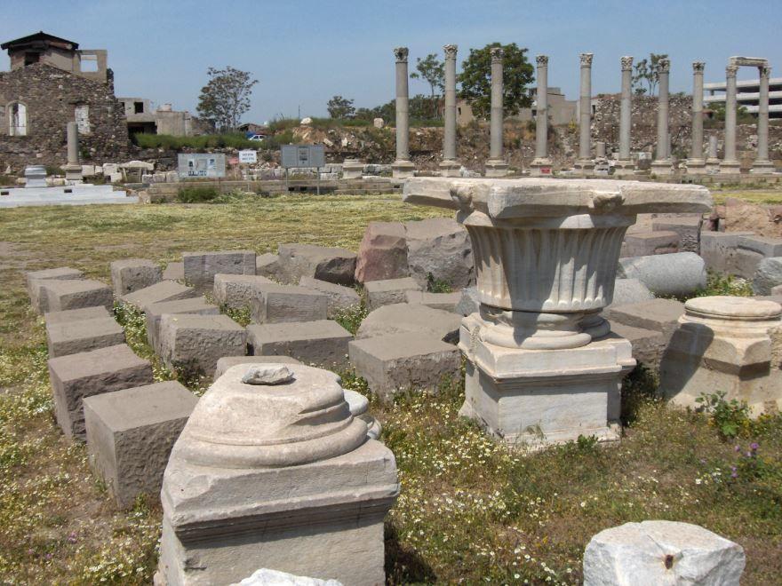 Достопримечательности города Измир