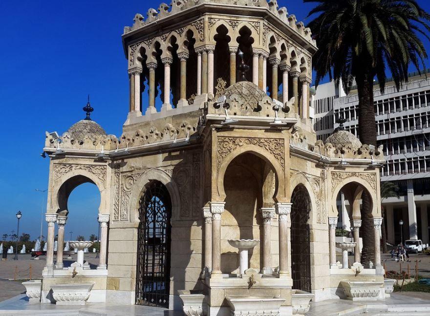 Дворец город Измир