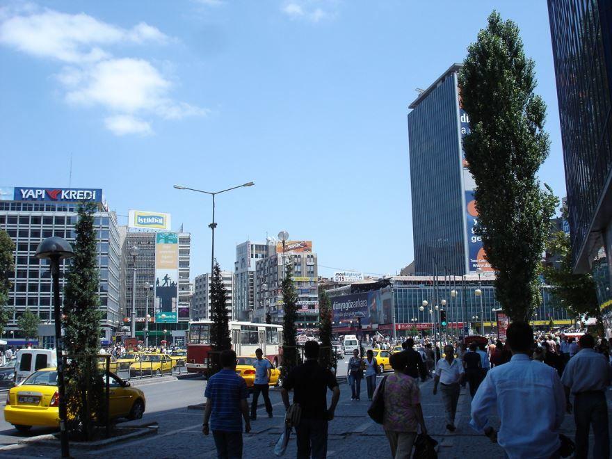 Лучшее фото города Анкара