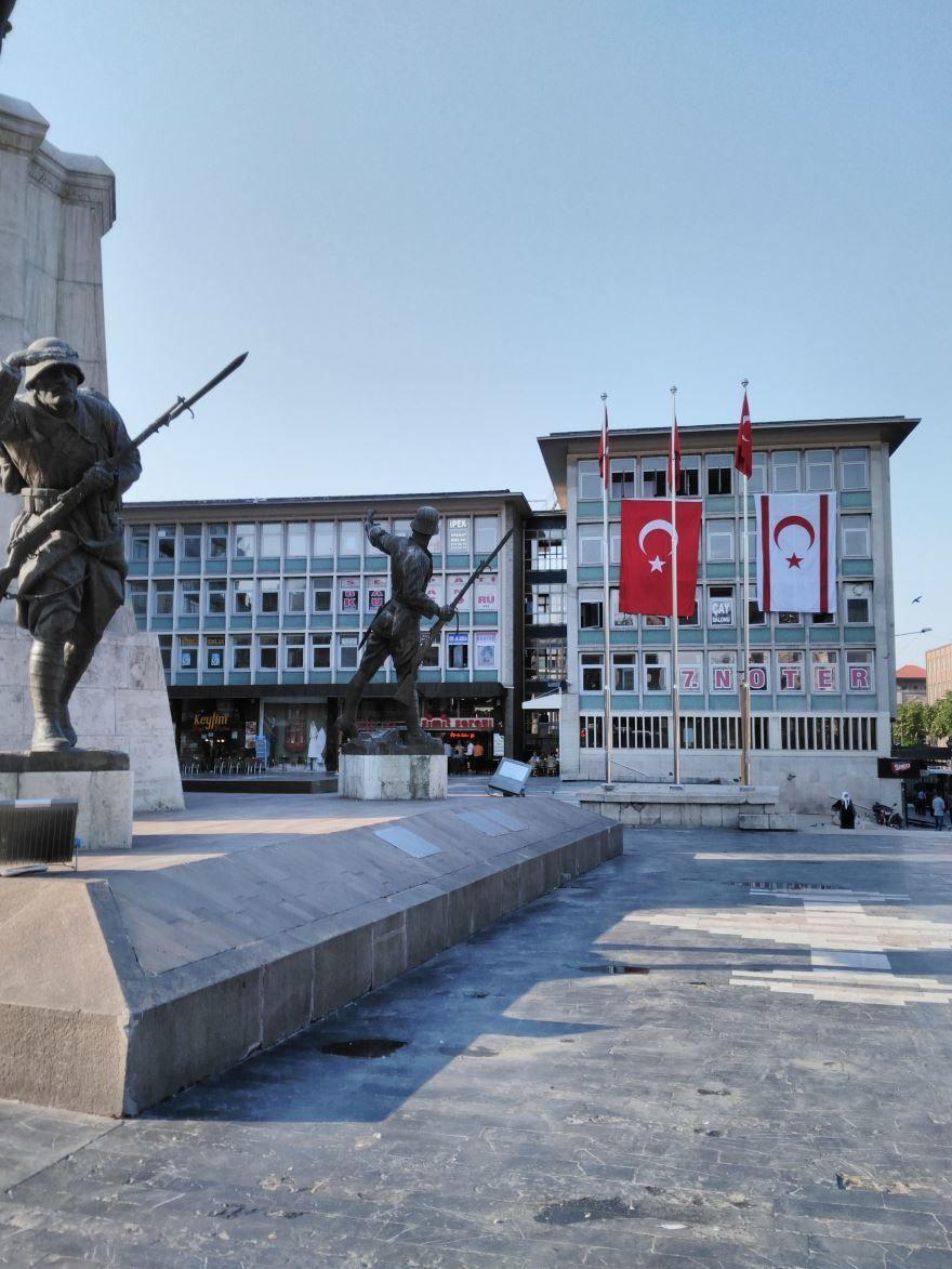 Достопримечательности города Анкара