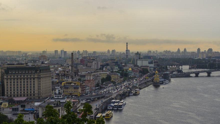 Скачать онлайн бесплатно лучшее фото город Днепр в хорошем качестве
