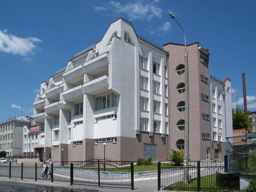 Библиотека Университета город Луцк Украина