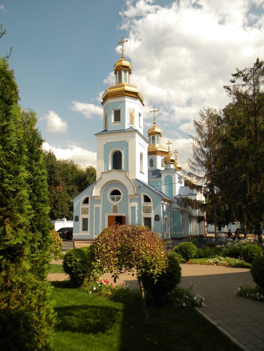 Храм Рождества Пресвятой Богородицы город Кривой Рог