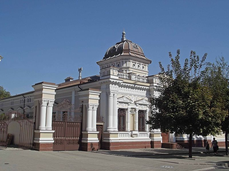 Особняк город Николаев Украина