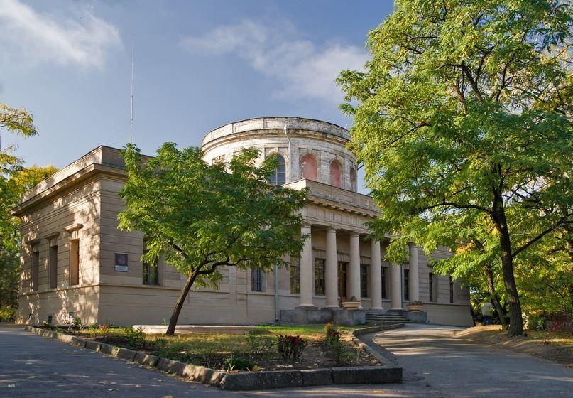 Обсерватория город Николаев Украина