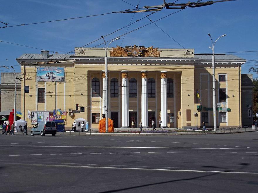 Дом офицеров город Винница