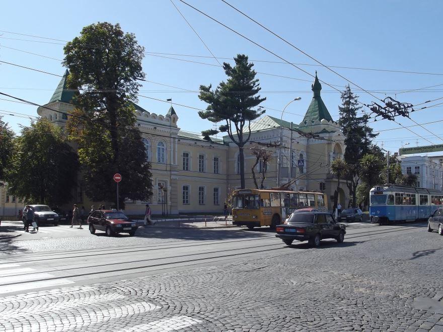 Торгово-экономический институт город Винница Украина