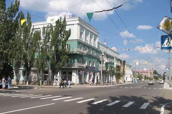 Фото город Макеевка 2018