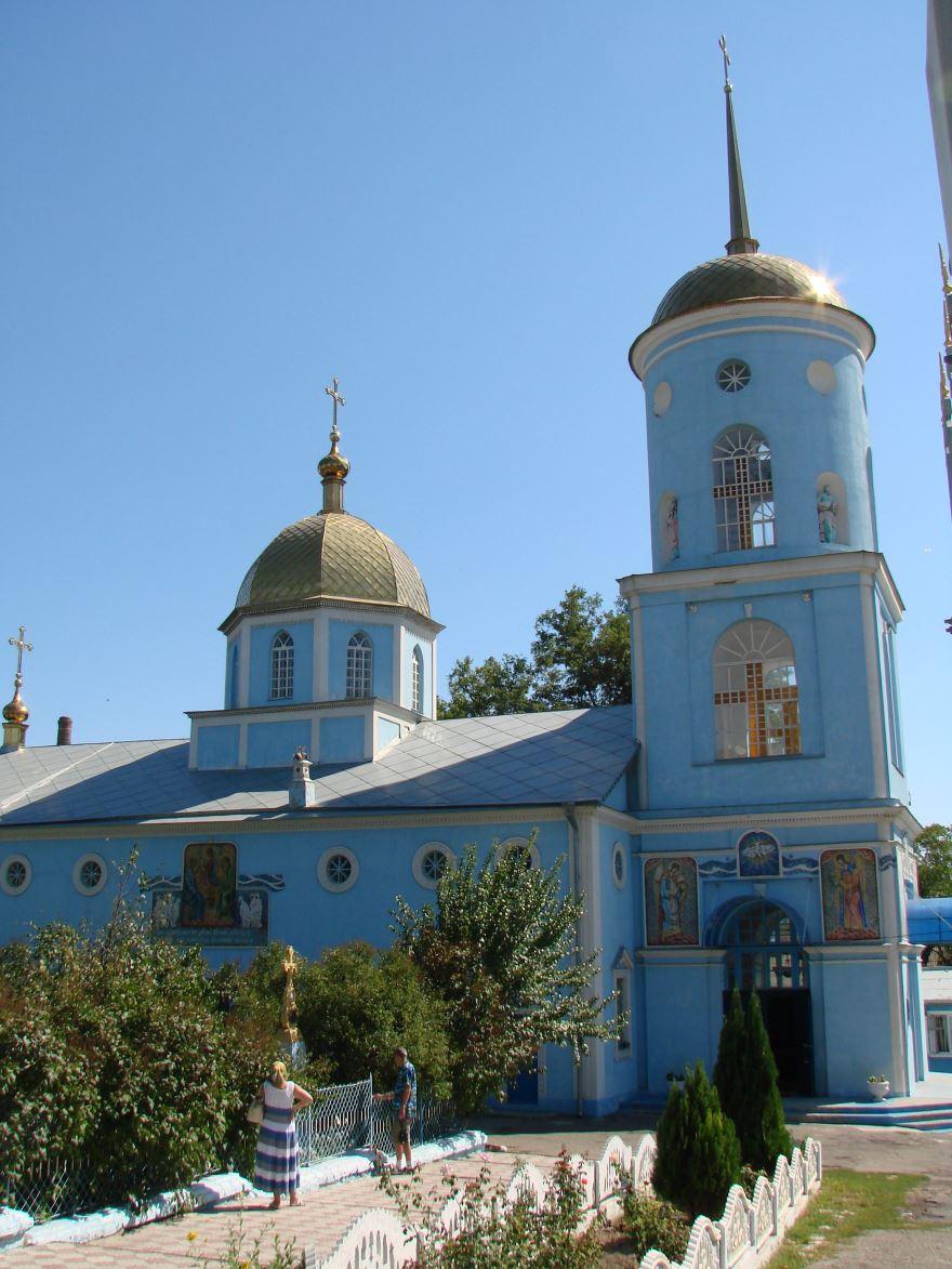 Греко Софийская церковь город Херсон