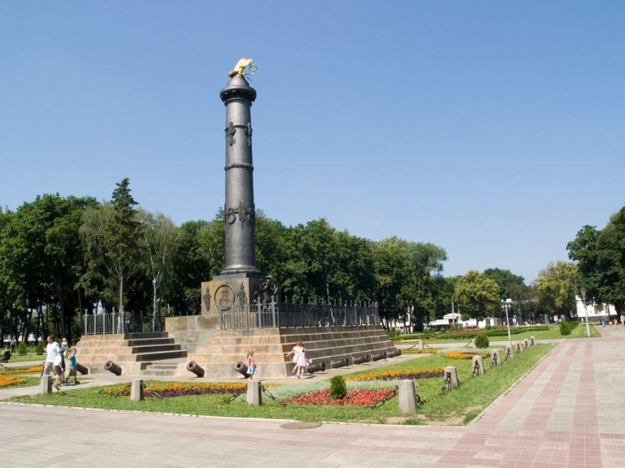 Скачать онлайн бесплатно лучшее фото города Полтава в хорошем качестве