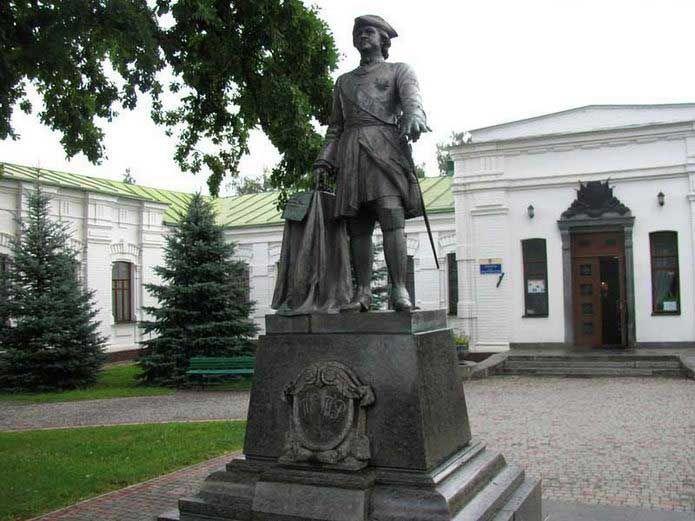 Достопримечательности города Полтава