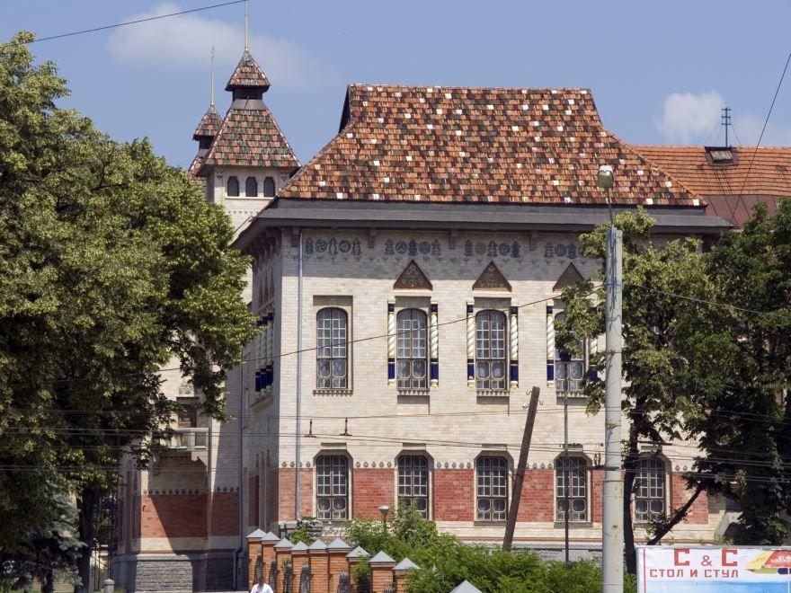 Краеведческий музей город Полтава