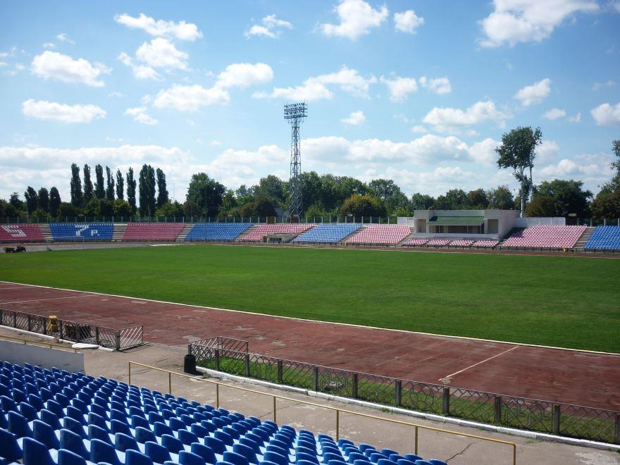 Стадион город Черкассы
