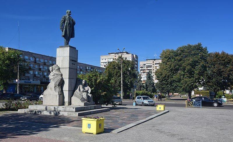 Достопримечательности города Черкассы