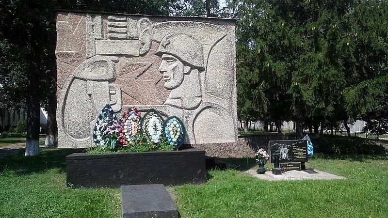 Памятник Воинам односельчанам