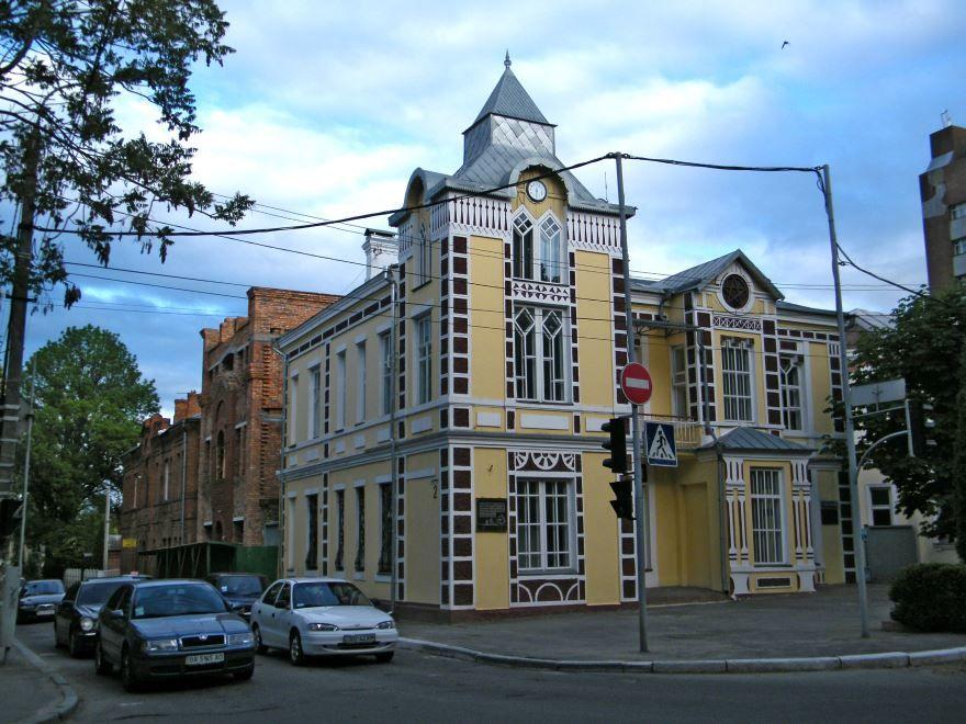 Скачать онлайн бесплатно лучшее фото город Хмельницкий в хорошем качестве