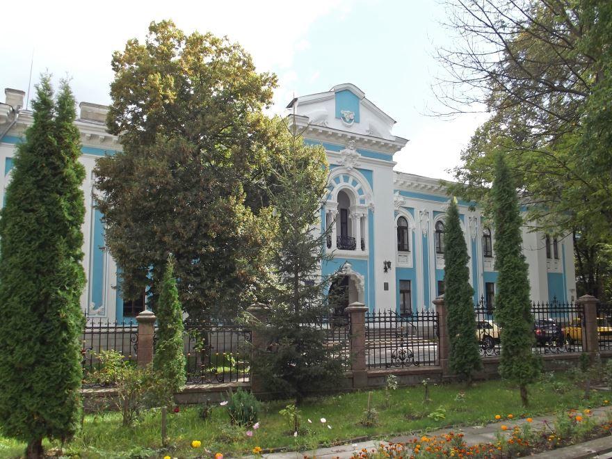 Краеведческий музей город Житомир