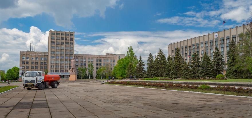 Скачать онлайн бесплатно лучшее фото города Горловка 2019 в хорошем качестве