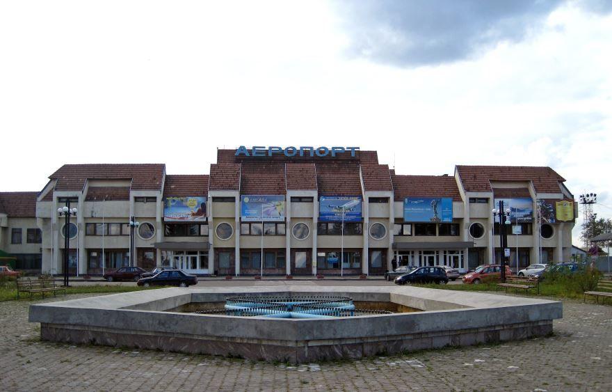 Аэропорт город Ивано Франковск