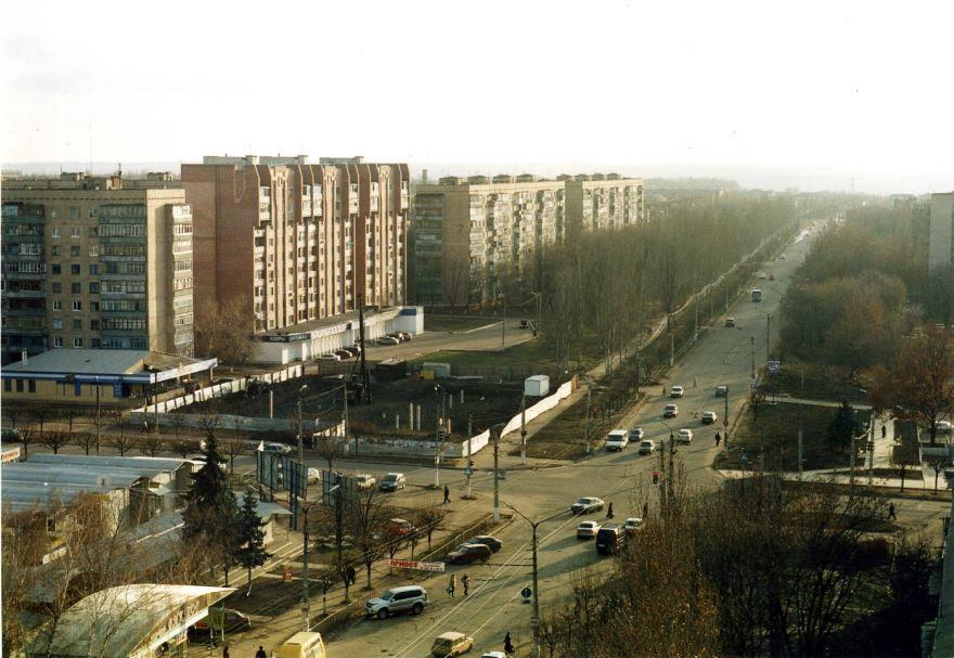 Фото города Краматорск 2019