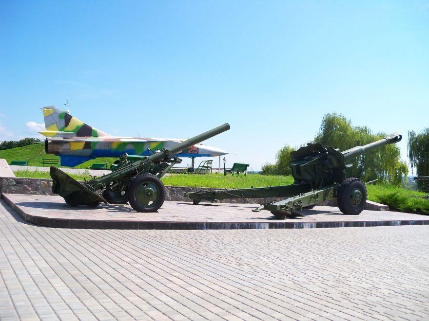 Парк Миру город Кременчуг Украина