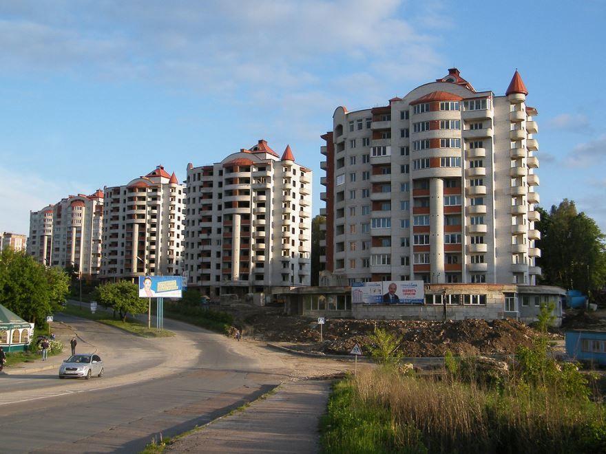 Скачать онлайн бесплатно лучшее фото города Тернополь в хорошем качестве