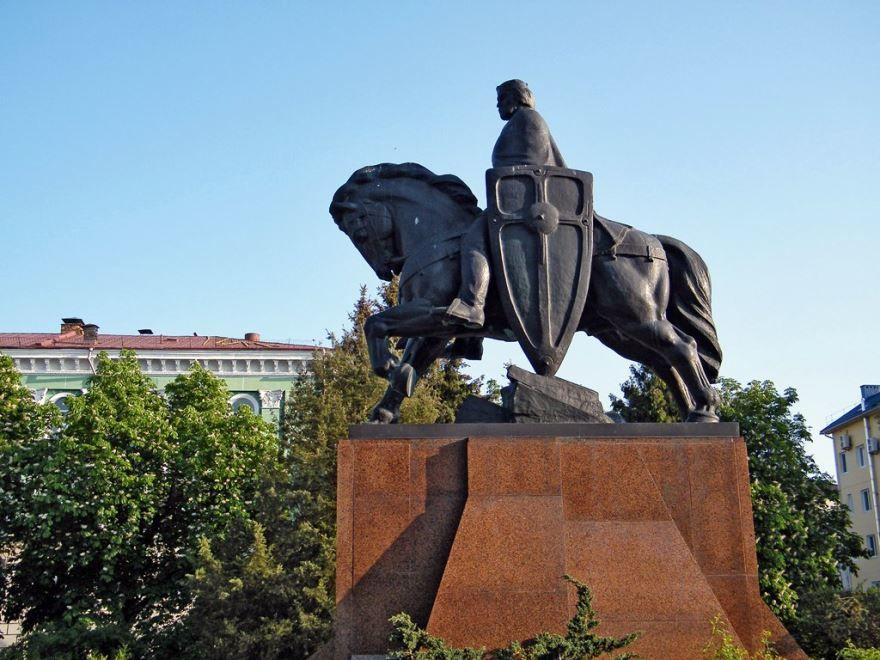 Достопримечательности города Тернополь
