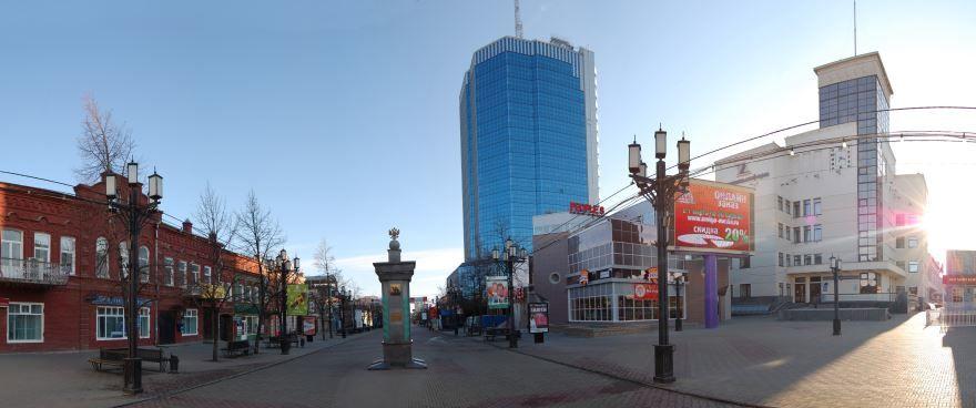 Крупные региональные города России город Челябинск