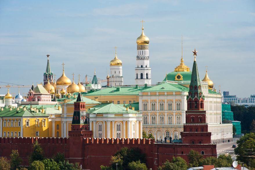 Топ самых крупных городов России по населению город Москва