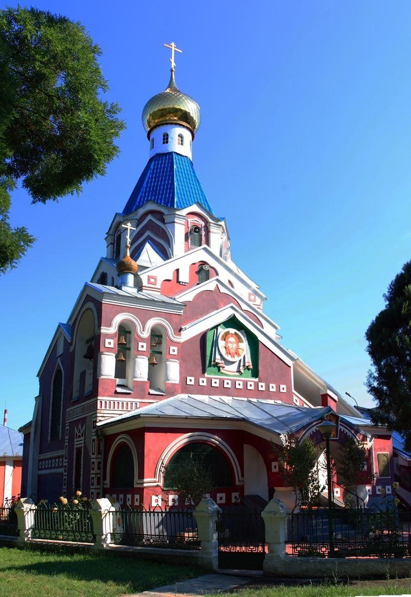 Покровская церковь город Ужгород