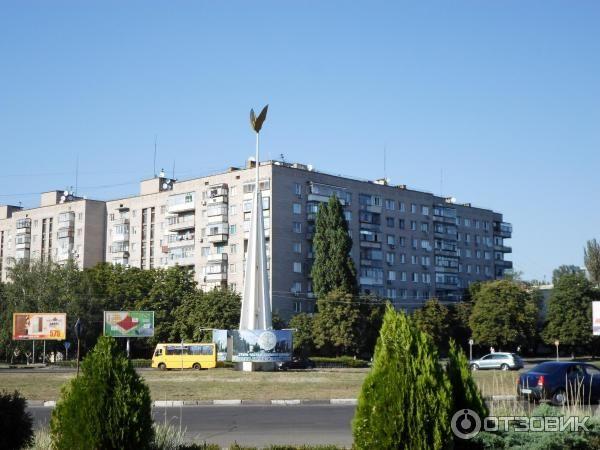 Смотреть красивое фото город Никополь Украина 2018