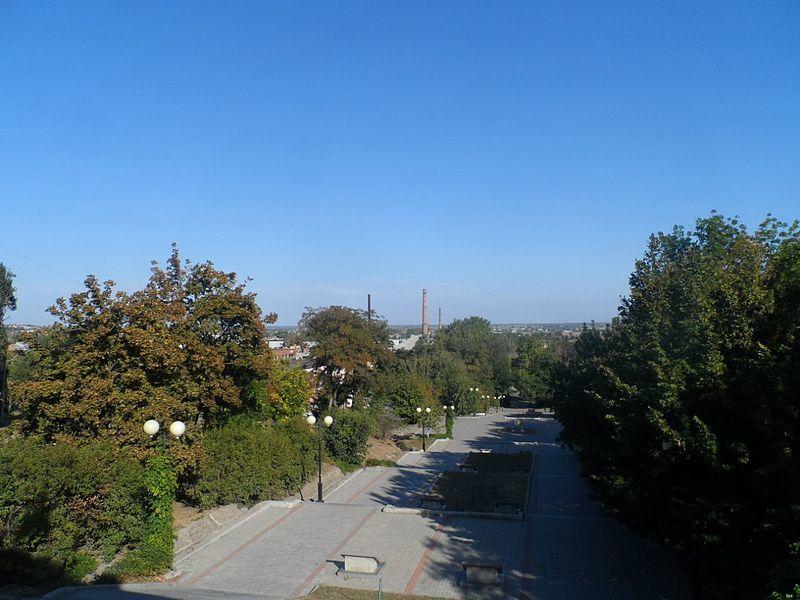 Смотреть красивое фото город Мелитополь 2019 Украина
