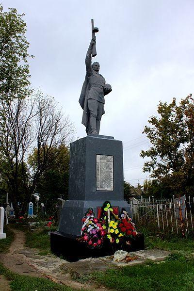 Братская могила город Славянск