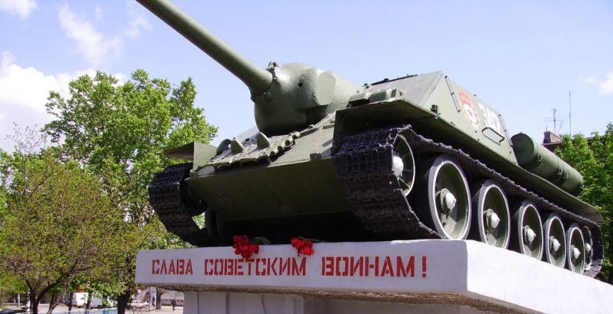 Достопримечательности город Алчевск