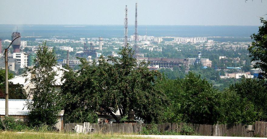 Скачать онлайн бесплатно лучшее фото город Северодонецк в хорошем качестве