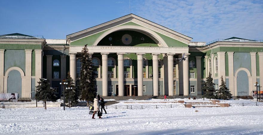 Дворец культуры город Северодонецк