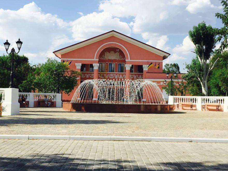 Театр город Северодонецк