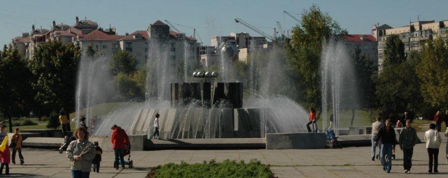 Парк Победы город Бровары