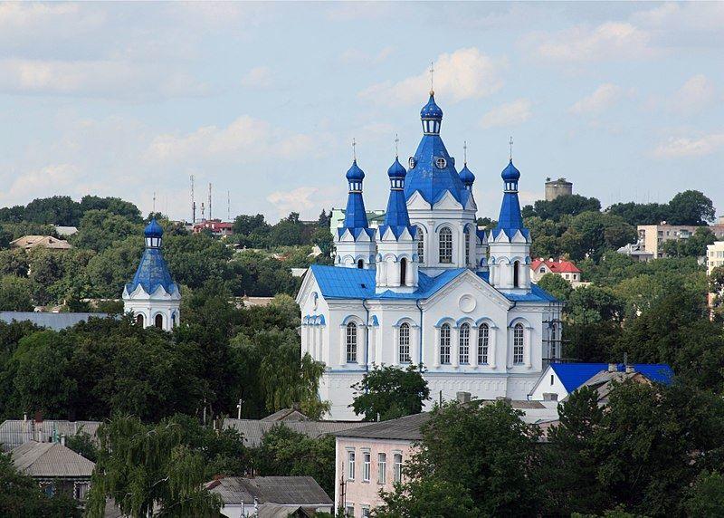 Свято Георгиевский собор город Каменец Подольский