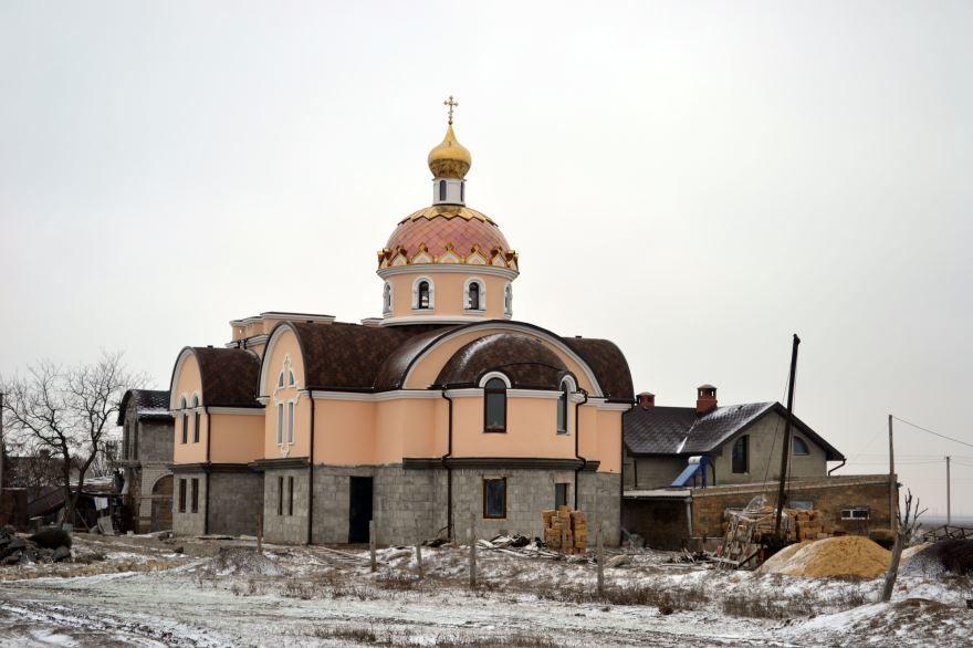 Мужской монастырь село Константиновка
