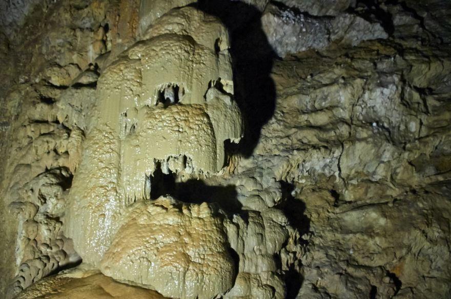 Пещера город Новый Афон