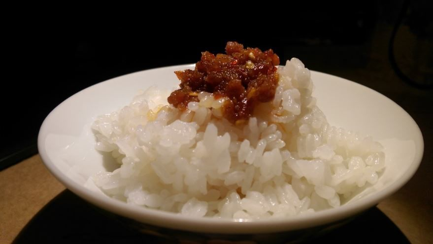 Смотреть фото варенного, рассыпчатого риса для вкусных рецептов