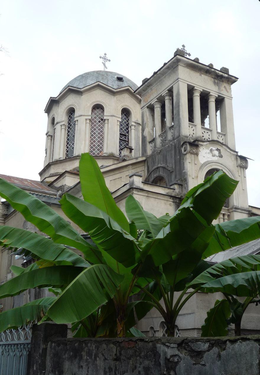 Благовещенский собор город Сухум