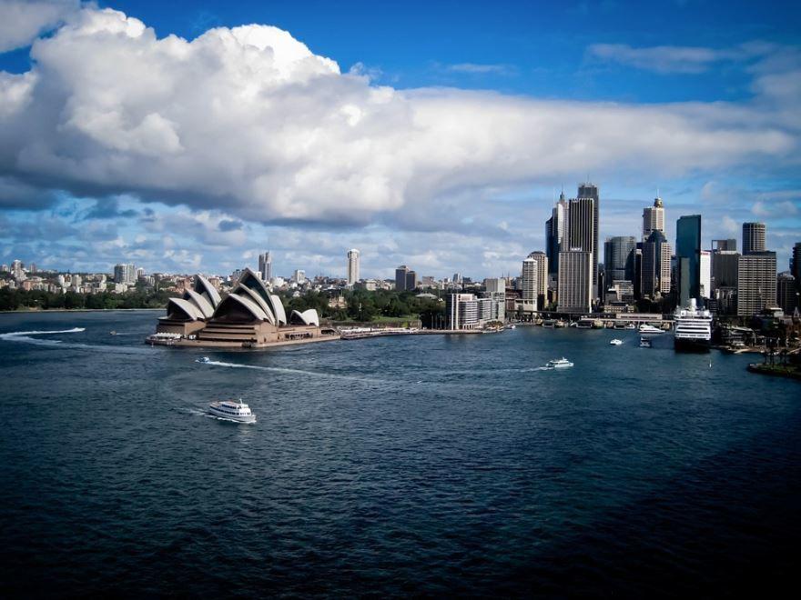 Фото город Сидней Австралия