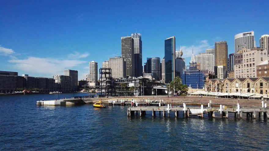 Скачать онлайн бесплатно лучшее фото город Сидней в хорошем качестве