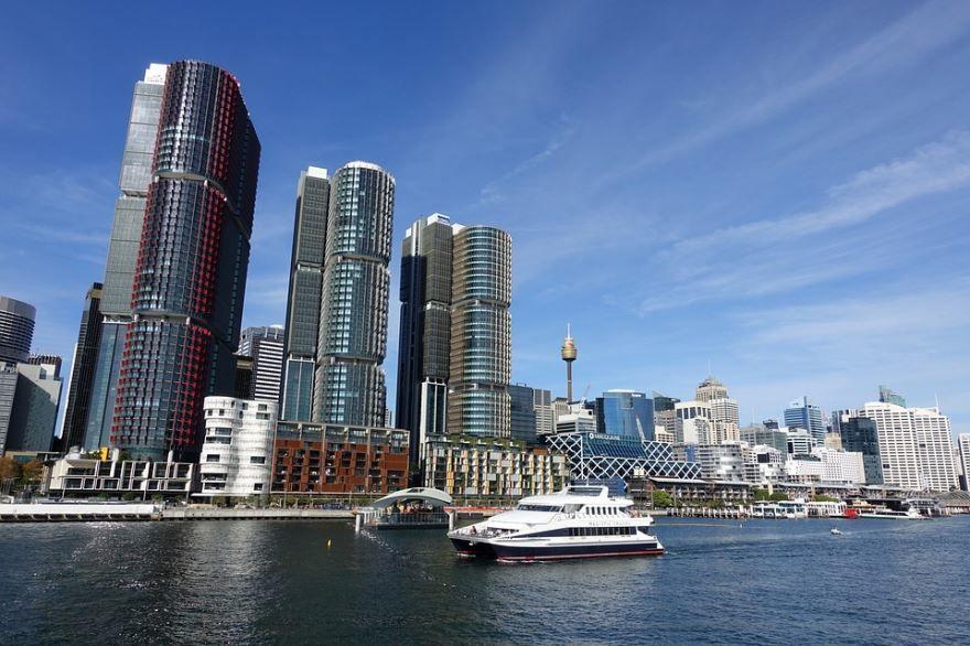 Смотреть красивое фото город Сидней