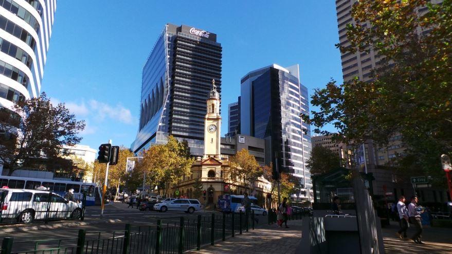 Фото город Сидней